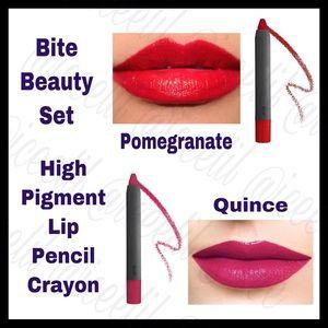 Bite Beauty High Pigment Lip Pencil Crayon Ultra